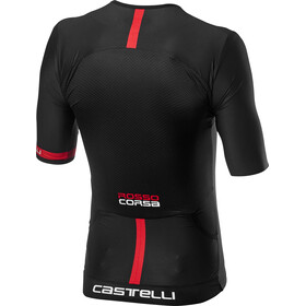 Castelli Free Speed 2 Race Top Manga Corta Hombre, black
